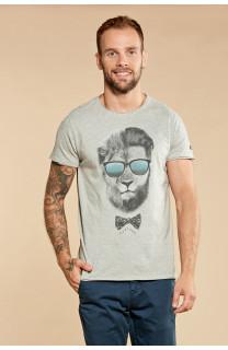 T-shirt LIONMAN Man W18135 (40427) - DEELUXE-SHOP