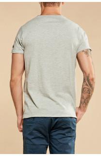 T-shirt LIONMAN Man W18135 (40428) - DEELUXE-SHOP