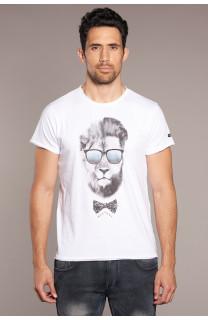 T-shirt LIONMAN Man W18135 (40430) - DEELUXE-SHOP