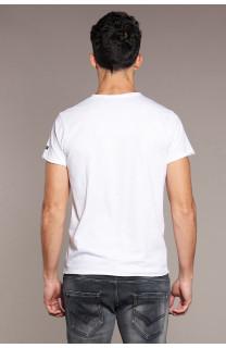 T-shirt LIONMAN Man W18135 (40431) - DEELUXE-SHOP