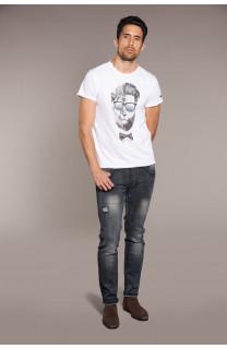 T-shirt LIONMAN Man W18135 (40432) - DEELUXE-SHOP