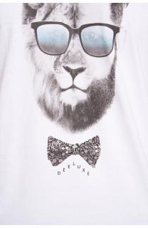 T-shirt LIONMAN Man W18135 (40434) - DEELUXE-SHOP