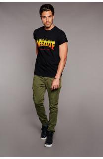 T-Shirt PUNK Homme W181316 (40446) - DEELUXE