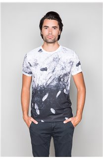 T-Shirt WINGS Homme W18144 (40456) - DEELUXE