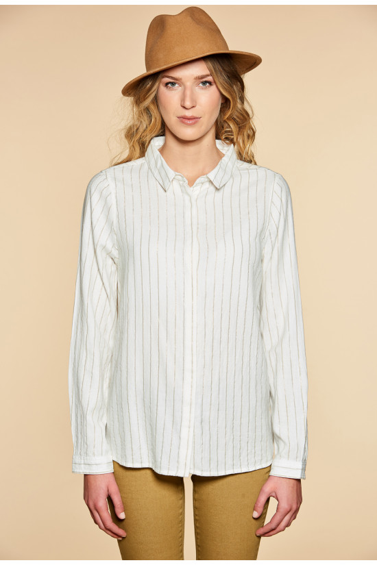 Shirt Shirt GLADYS Woman W18416W (40466) - DEELUXE-SHOP