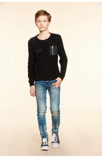 Sweater Sweater MISSILE Boy W18315B (40495) - DEELUXE-SHOP