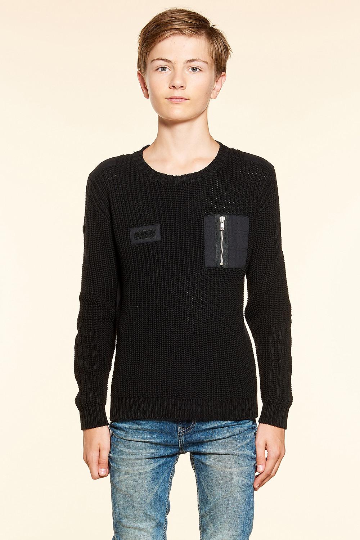 Sweater Sweater MISSILE Boy W18315B (40496) - DEELUXE-SHOP