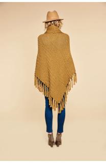 Poncho BANK Femme W18961W (40515) - DEELUXE