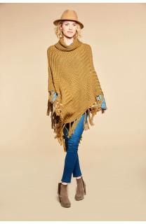 Poncho BANK Femme W18961W (40516) - DEELUXE