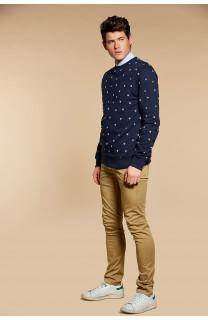 Sweatshirt Sweatshirt HALIFAX Man W18523 (40549) - DEELUXE-SHOP
