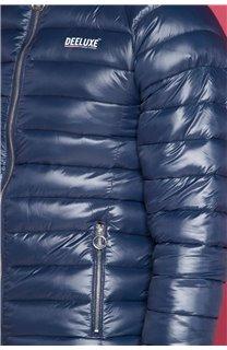 Puffy Jacket Puffy Jacket WAZZA Man W18645 (40573) - DEELUXE-SHOP