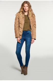 Puffy Jacket Puffy Jacket ALYA Woman W18605W (40611) - DEELUXE-SHOP