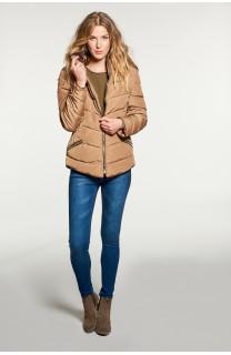 Puffy Jacket Puffy Jacket ALYA Woman W18605W (40612) - DEELUXE-SHOP