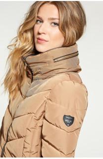 Puffy Jacket Puffy Jacket ALYA Woman W18605W (40614) - DEELUXE-SHOP