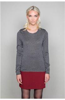 Pull LACY Femme W18316W (40618) - DEELUXE