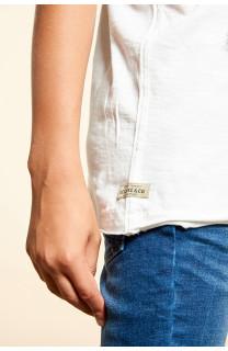 T-Shirt FLAGY Garçon W18160B (40658) - DEELUXE
