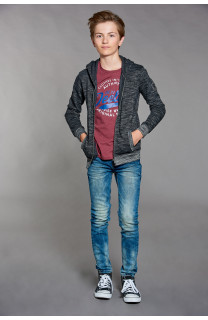 Sweatshirt Sweatshirt NEWSTEP Boy W18552B (40664) - DEELUXE-SHOP