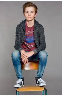 Sweatshirt Sweatshirt NEWSTEP Boy W18552B (40665) - DEELUXE-SHOP