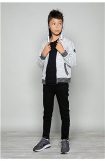 Sweatshirt Sweatshirt NEWSTEP Boy W18552B (40666) - DEELUXE-SHOP