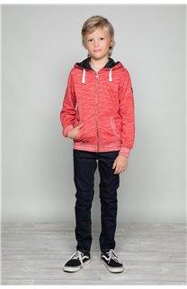 Sweatshirt Sweatshirt NEWSTEP Boy W18552B (40668) - DEELUXE-SHOP