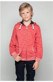 Sweatshirt Sweatshirt NEWSTEP Boy W18552B (40669) - DEELUXE-SHOP