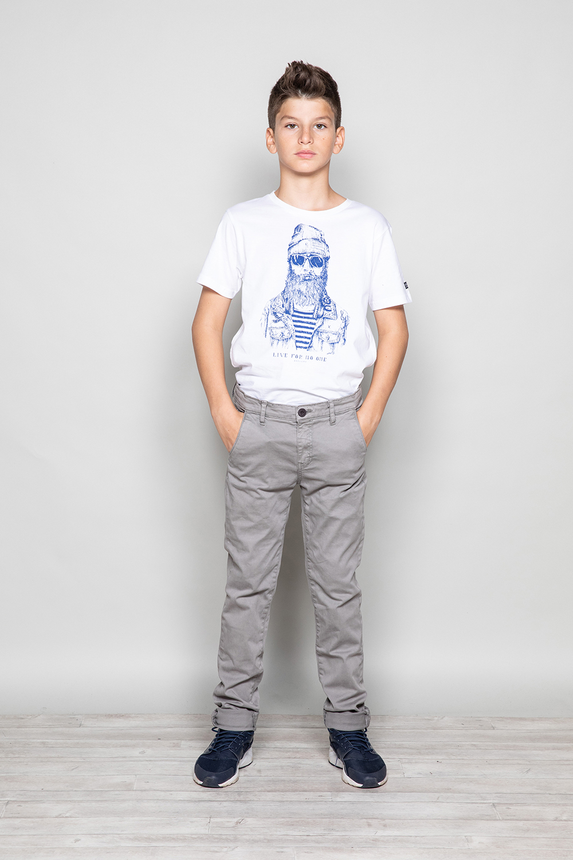 Pant CHINOS LAWSON Boy W187009B (40675) - DEELUXE-SHOP