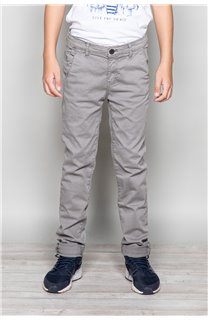 Pantalon LAWSON Garçon W187009B (40676) - DEELUXE