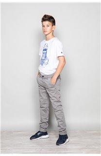 Pant CHINOS LAWSON Boy W187009B (40677) - DEELUXE-SHOP