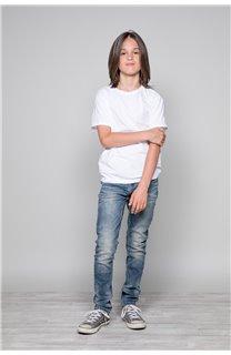Jean JEANS CARLOS Boy W18J8015B (40680) - DEELUXE-SHOP