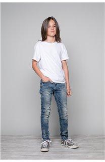 Jean JEANS CARLOS Boy W18J8015B (40681) - DEELUXE-SHOP