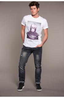 T-shirt JUST Man W18143 (40687) - DEELUXE-SHOP