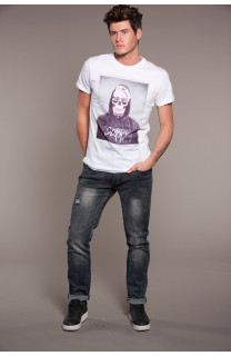 T-Shirt JUST Homme W18143 (40687) - DEELUXE