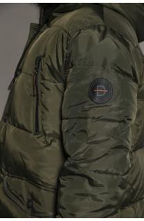 Puffy Jacket Puffy Jacket SNORKY Man W18631 (40841) - DEELUXE-SHOP