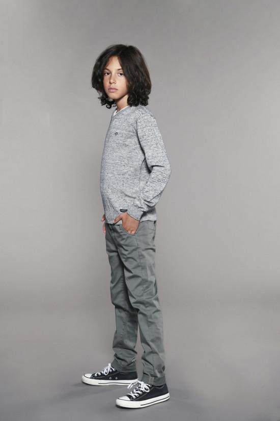 Sweater SINGLE Boy W18316B (39674) - DEELUXE-SHOP