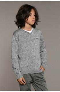 Sweater SWEATER SINGLE Boy W18316B (40933) - DEELUXE-SHOP