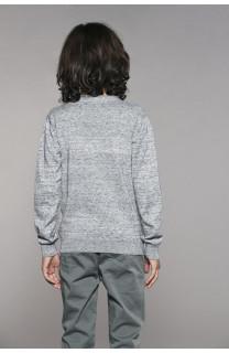 Sweater SWEATER SINGLE Boy W18316B (40934) - DEELUXE-SHOP
