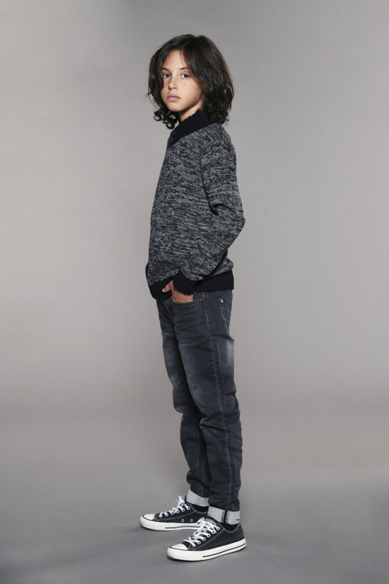 Sweater Sweater SPRING Boy W18330B (40938) - DEELUXE-SHOP