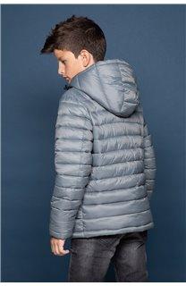 Puffy Jacket Puffy Jacket SUNSHINE Boy W18644B (40991) - DEELUXE-SHOP