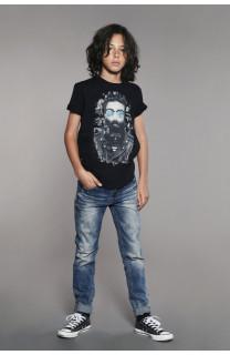 T-shirt T-shirt CLYDE Boy W18132B (41049) - DEELUXE-SHOP
