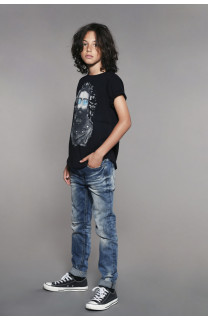T-shirt T-shirt CLYDE Boy W18132B (41050) - DEELUXE-SHOP