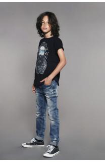 T-Shirt CLYDE Garçon W18132B (41050) - DEELUXE