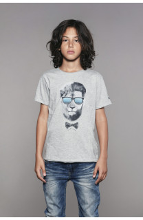 T-Shirt LIONMAN Garçon W18135B (41056) - DEELUXE