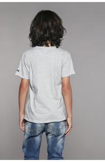 T-Shirt LIONMAN Garçon W18135B (41057) - DEELUXE