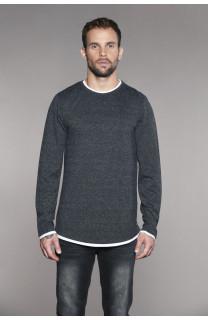 T-shirt MOHANSON Man W18119 (41101) - DEELUXE-SHOP