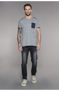 T-shirt T-shirt ABOVE Man W18148 (41120) - DEELUXE-SHOP