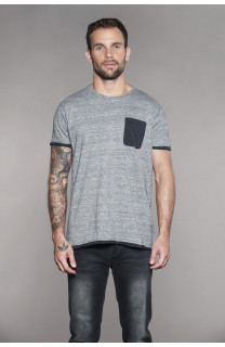 T-shirt T-shirt ABOVE Man W18148 (41122) - DEELUXE-SHOP