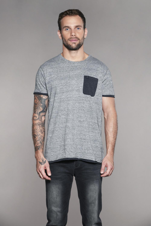 T-Shirt ABOVE Homme W18148 (41122) - DEELUXE