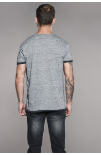 T-shirt T-shirt ABOVE Man W18148 (41123) - DEELUXE-SHOP