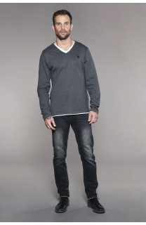 T-Shirt LEGENDSON Homme W18197 (41185) - DEELUXE