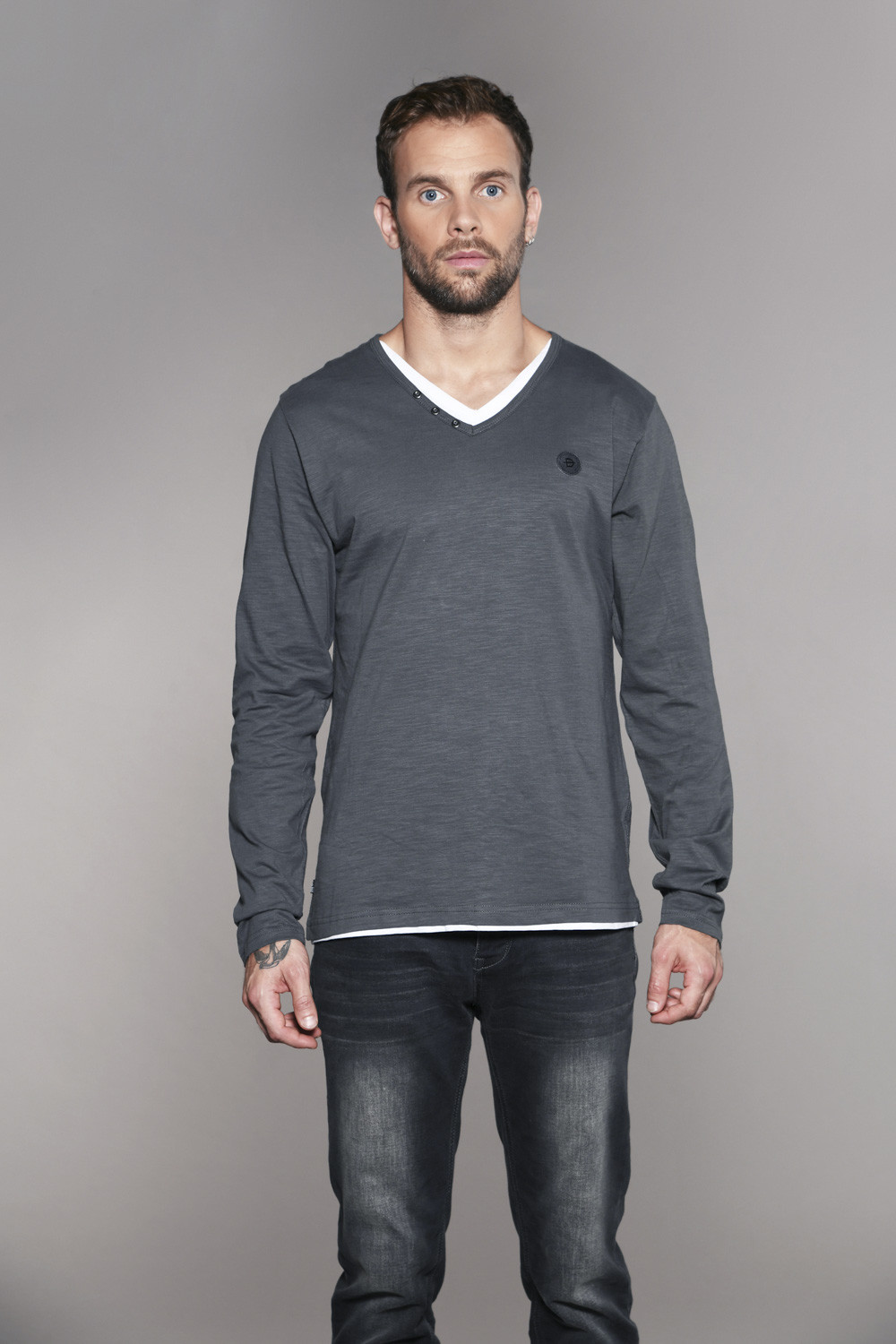 T-Shirt LEGENDSON Homme W18197 (41187) - DEELUXE